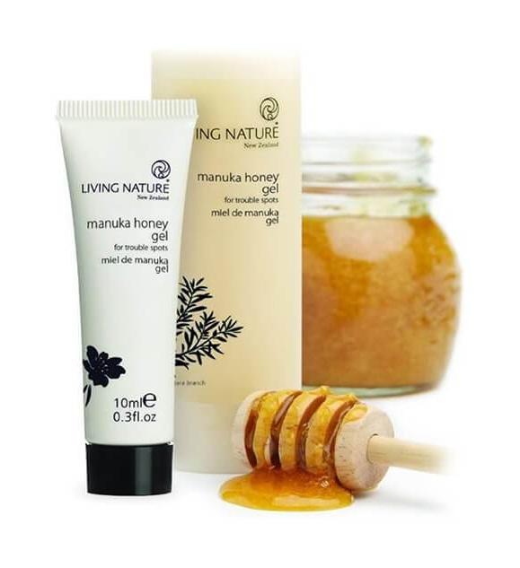 Living Nature Manuka Honey Gel Review